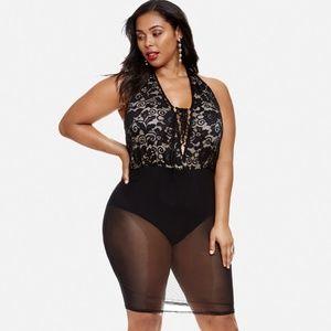 FTF Aria Dress  NWT Sz 0X